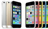 อัพเดทราคา iPhone 5s และ iPhone 5c เครื่องหิ้วประจำวันที่ 10 พฤศจิกายน 2556