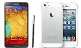 เปรียบเทียบ Samsung Galaxy Note 3 vs iPhone 5 ทั้งสเปค การออกแบบ และการใช้งาน