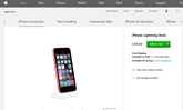 หลักฐานจากเว็บแอปเปิลชี้ iPhone 5c อาจจะได้ใช้ Touch ID