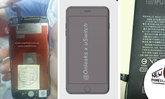หลุดภาพหน้าจอ iPhone 6s และมาพร้อมแบตเตอรี่ความจุ 1715 mAh ??