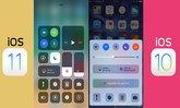 เทียบหน้าตาและฟีเจอร์ iOS 11 กับ iOS 10 ของใหม่ต่างจากของเก่าอย่างไร มีอะไรเพิ่มเข้ามาบ้าง