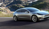 Testla เผยโฉม Tesla Model 3 รถยนต์พลังงานไฟฟ้า เคาะราคาที่ล้านต้นๆ วางจำหน่ายปลายปีหน้า