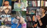 รวมภาพถ่ายลวงตาจากปกหนังสือ ให้ดูกี่ครั้งก็ฮา