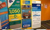 รวมโปรโมชั่นบัตรเครดิต ผ่อน 0% และ cashback ที่งาน Thailand Mobile Expo 2016
