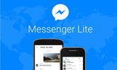 Facebook เปิดตัว Messenger Lite แชทของ Facebook เพื่อมือถือ Android แรงน้อย
