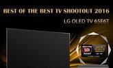 LG OLED TV รุ่น E6T กวาดรางวัลสุดยอดทีวีแห่งปี