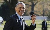 Trump ทิ้งสมาร์ทโฟนแอนดรอยด์เพื่อรับเครื่องประจำตำแหน่ง ปธน. เครื่องสุดท้ายของโอบามาเป็น iPhone