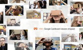Google ประกาศ Cardboard ขายได้ 100 ล้านชุด, เพิ่มพาร์ทเนอร์ให้ Daydream และ Tango