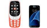 ฮา! เมื่อ Nokia 3310 รุ่นใหม่กล้องดียิ่งกว่า Samsung Galaxy S7 edge