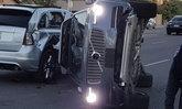 Uber ระงับโครงการรถยนต์ไร้คนขับชั่วคราว เพราะ เกิดอุบัติเหตุในสหรัฐอเมริกา