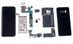 ชำแหละ Samsung Galaxy S8 เผยชิ้นส่วนภายในแบบหมดเปลือกโดย iFixit จะแกะซ่อมยากแค่ไหน