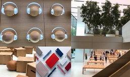 พาชม Apple Store แห่งแรกในทวีปเอเชียตะวันออกเฉียงใต้ที่สิงคโปร์ พร้อมให้บริการ 27 พฤษภาคมนี้