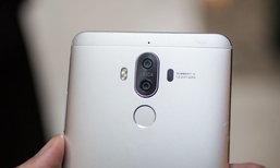 เผยภาพ Huawei Mate 10 หน้าจอไร้ขอบ กล้องหน้าและหลังรวม 4 ตัว