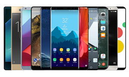 แนะนำ 11 สมาร์ทโฟนหน้าจอไร้ขอบที่น่าสนใจมากที่สุด ณ ชั่วโมงนี้! พร้อมจัดเต็มกับฟีเจอร์ระดับท็อป