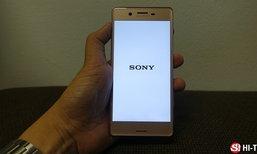 รีวิว Sony Xperia X เปลี่ยนตำนานบทใหม่ของมือถือเรือธงจาก Sony