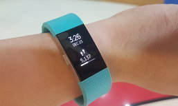 รีวิว Fitbit Charge 2 หนึ่งใน Smart Watch ที่น่าจับตามองอีกตัวหนึ่ง