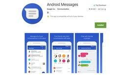 Google เปลี่ยนชื่อ Messages เป็น Android Messages กันคนสับสนเรื่องชื่อ