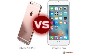 เปรียบเทียบสเปค iPhone 6S Plus vs iPhone 6 Plus รุ่นใหม่ ล้ำหน้ากว่า รุ่นเก่า ตรงไหน ?