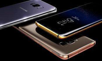 เผยโฉม Samsung Galaxy S8 ทองคำราคาจ่ายแสนนึงมีทอน