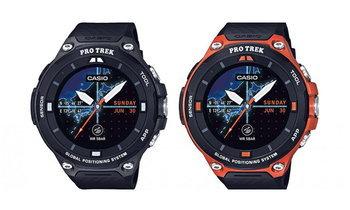 Casio วางจำหน่าย Pro Trek WSD-F20Smart Watch ขาลุยที่ใช้ Android Wear