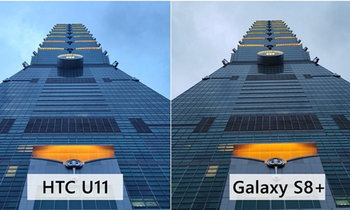 เปรียบเทียบภาพถ่ายช็อตต่อช็อต ระหว่าง HTC U11 มือถือกล้องดีสุดในโลก vs Samsung Galaxy S8+