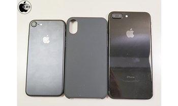 มาแล้ว ภาพเคส iPhone 8 รุ่นใหม่ ชัด ๆ เปรียบเทียบกับ iPhone 7 และ iPhone 7 Plus
