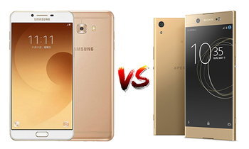 เปรียบเทียบ Galaxy C9 Pro และ Sony Xperia XA1 Ultra สองสมาร์ทโฟนจอไซส์ยักษ์ขนาด 6.0 นิ้ว