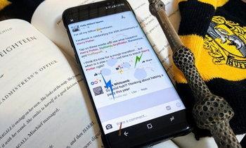 ลองเล่นยัง? Facebook เพิ่มลูกเล่นร่ายเวทมนตร์บนหน้าฟีด ราวกับในหนัง Harry Potter ทำอย่างไร มาดูกัน!