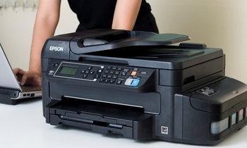 รีวิวพรินเตอร์ที่ออฟฟิศควรมี  'Epson L655' ฟังก์ชั่นครบ จบในเครื่องเดียว