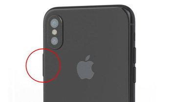 iPhone 8 อาจจะย้ายระบบสแกนลายนิ้วมือไปอยู่ที่ปุ่ม Power