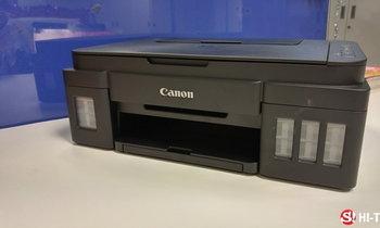 [รีวิว] Canon Pixma G2000 เครื่องพิมพ์ Ink Tank 2 in 1 ครั้งแรกของ Canon