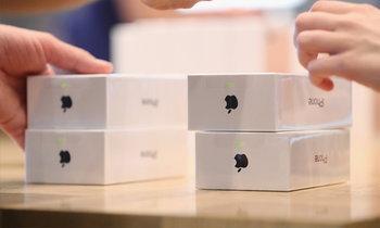 iPhone จาก ทรูมูฟ เอช ลดสูงสุด 11,000 บาท และผ่อนสบายเดือนนึงไม่ถึงพันบาท