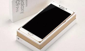 เปิดตัว Samsung Galaxy C9 Pro มือถือจอยักษ์ 6 นิ้ว ที่มาพร้อม RAM 6GB