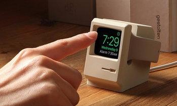 เปลี่ยน Apple Watch ของคุณ ให้กลายเป็นเครื่อง Mac รุ่นคลาสสิคตัวจิ๋ว
