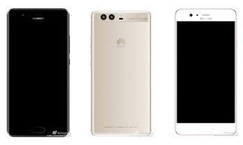 เผยภาพเพิ่มเติมของ Huawei P10 จะได้ใช้จอโค้งมีสแกนลายนิ้วมือด้านหน้า