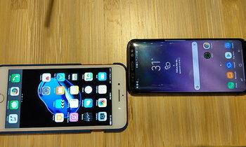 เทียบภาพถ่ายตอนกลางคืน Samsung Galaxy S8+ และ iPhone 7 Plus ใครถ่ายสวยกว่า?