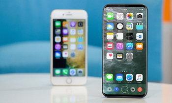 iPhone 8 (ไอโฟน 8) อัปเดตสเปกราคา วันเปิดตัวล่าสุด : iPhone 8 อาจมาพร้อมจอขอบโค้ง Curved Display