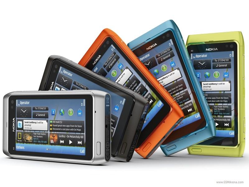 มีอะไรใหม่ใน Nokia N8 บน OS Symbian^3
