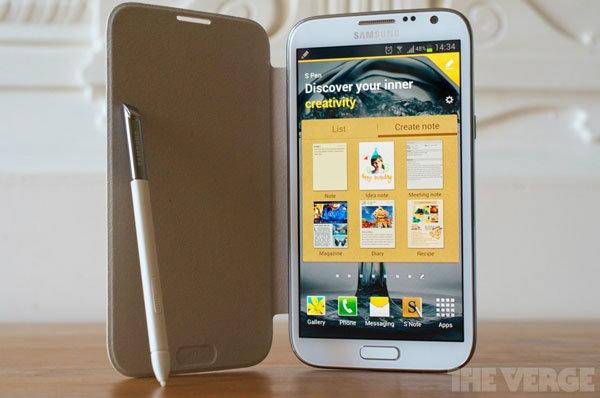 Samsung Galaxy Note 3 (Note III) เปิดตัว 4 กันยายนนี้