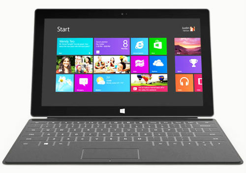 ไมโครซอฟท์เปิดตัว Surface 2 และ Surface Pro 2 แรงขึ้น บางเบาลง คีย์บอร์ดมีไฟในตัว