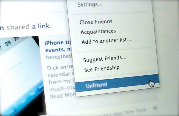 3 วิธีในการ unfriend เพื่อนในเฟซบุ๊กโดย ไม่ให้เขารู้ตัว