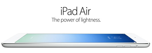อัพเดทราคา iPad Air,ราคา The new iPad, ราคา iPad 228 กุมภาพันธ์ 2557