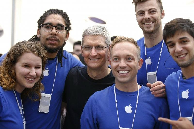เผยชีวิตเด็กฝึกงานที่ Apple: รายได้และสวัสดิการดี, มีโอกาสพบผู้บริหารระดับสูง, หน้าที่เก็บความลับ