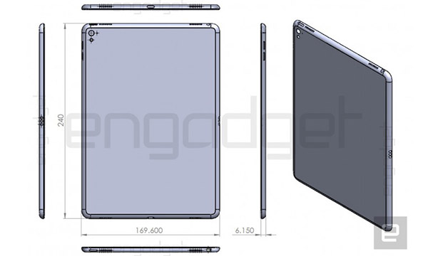 เผยภาพ Render ของ iPad Air 3 มันคือ iPad Pro ย่อส่วนชัด ๆ