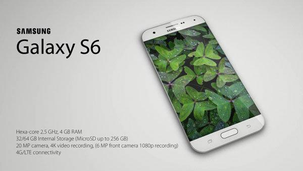 iPhone 6S หลบไป! เมื่อ Galaxy S6 จะมาพร้อมกับ RAM 4 GB