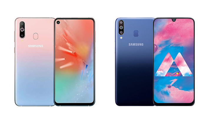 Samsung เปิดตัว Galaxy A40s และ A60 รุ่นใหม่เน้นเจาะตลาดประเทศจีน