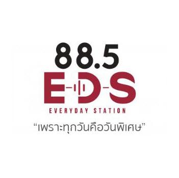 ฟังวิทยุ 88.5 E-D-S Everyday Station