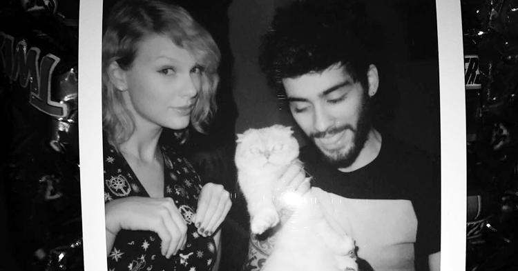 Taylor Swift ควง ZAYN ปล่อยเพลงประกอบหนัง Fifty Shades Darker