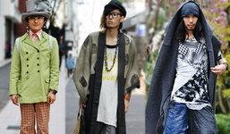 แฟชั่นสุดล้ำ ของหนุ่มญี่ปุ่น