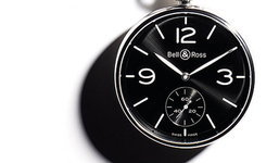 Bell & Ross Vintage PW1 Pocket Watch